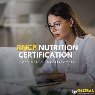 RNCP Nutrition Certification for Health Professionals